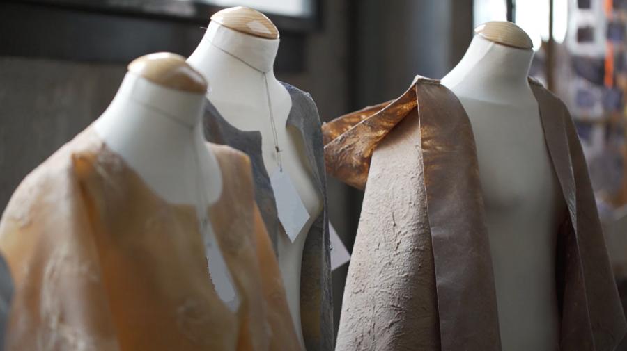 Guillen Ferrero, S.L. creadores de tejidos para la moda.