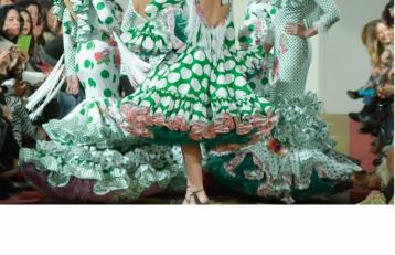 Guillén Ferrero, S.L. se abre al mundo de la moda flamenca y de la fiesta de la mano de IÑAKI VALIENTE LLIN.