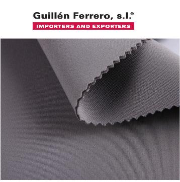 Tejidos bicapas tricapas, de tres tejidos combinados entre ellos hacemos uno para los mercados más técnicos y exigentes.